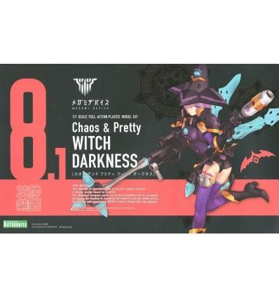 Witch DARKNESS Megami Device Kotobukiya