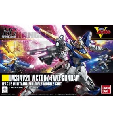 V2 Victory Two Gundam HG Bandai