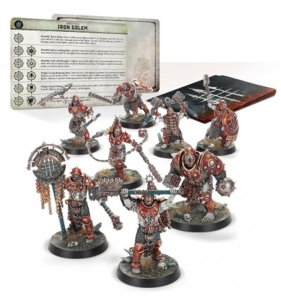 WARCRY CYPHER LORDS citadel
