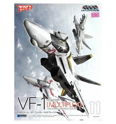 VF-1 A -J -S Fighter Multiplex 1/100 Wave