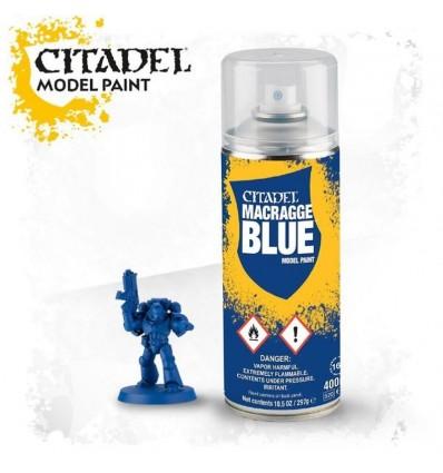 MACRAGGE BLUE Spray Citadel