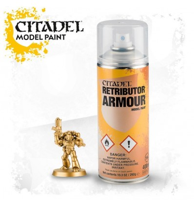 RETRIBUTOR ARMOUR Spray Citadel