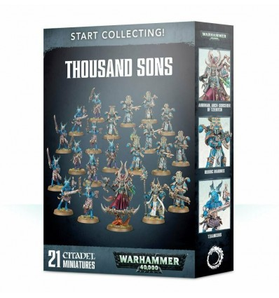Start Collecting! THOUSAND SONS Citadel