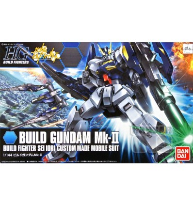Gundam Mk-II HG Bandai