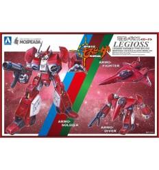 Guerrero Alfa Rojo 1/48 Aoshima