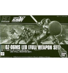 Leo (Space Type) HG Premiun bandai