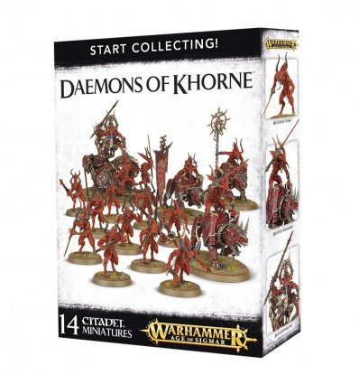 START COLLECTING! Gloomspite Gitz Citadel