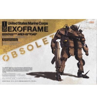 USMC Exoframe 1/35 MODEROID