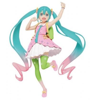 Hatsune Miku Figure Spring Taito