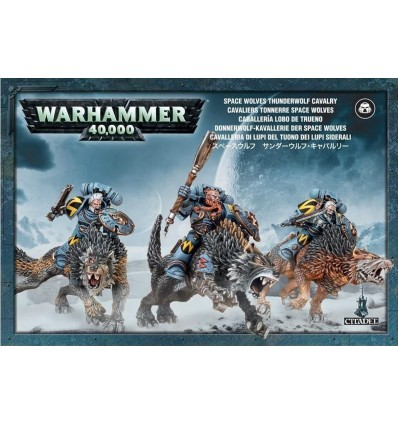 SPACE WOLVES PACK Citadel