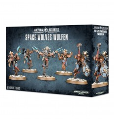 SPACE WOLVES WULFEN Citadel