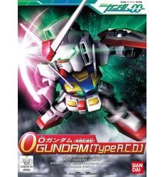 00 Gundam Seven Swords SD Bandai