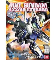 Justice Gundam SD Bandai