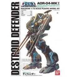 Destroid Defender 1/72 Bandai