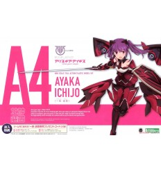 Frame Arms Girl & Weapon Set Jinrai Kotobukiya