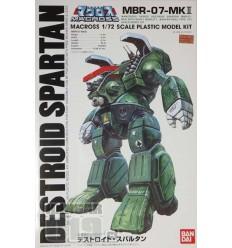 Destroid Spartan 1/72 Bandai