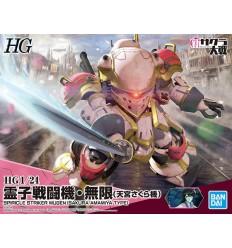 Ryoushi Sentouki Mugen 1/24 Bandai