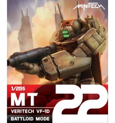 Veritech VF-1S Skull Leader 1/285 Kids Logic