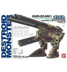 Destroid Monster 1/200 Bandai