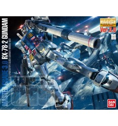 RX-78-2 Gundam 3.0 MG Bandai