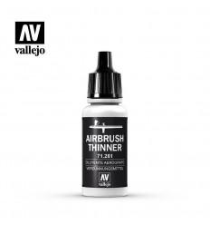 Airbrush Thinner 71261 Vallejo