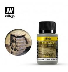 Barro Industrial Denso Weathering Effects 73809 Vallejo
