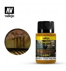 Manchas de Combustible Weathering Effects 73814 Vallejo
