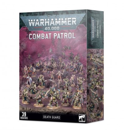 Combat Patrol Death Guard Citadel
