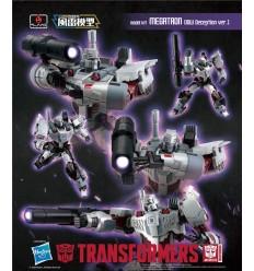 Megatron IDW Autobot Ver Flame Toys