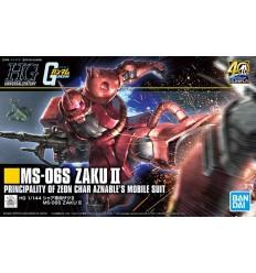 Zaku MS-06S 1/144 FG Bandai