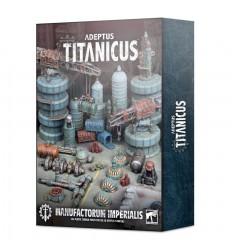 Adeptus Titanicus Manufactorum Imperialis Citadel