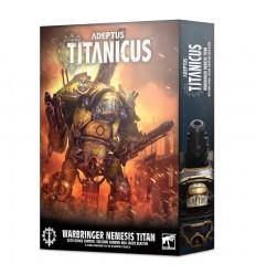 Warbringer Nemesis Titan Quake Cannon Citadel