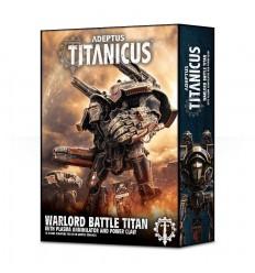 Warlord Titan With Plasma Annihilator Citadel