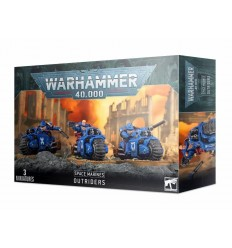 Space Marines Outriders Citadel