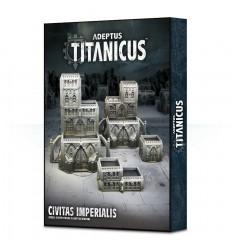 Adeptus Titanicus Civitas Imperialis Citadel