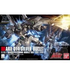 Silver Bullet HG Bandai