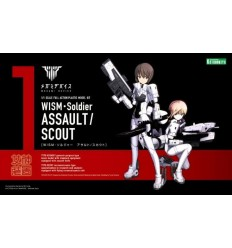 WISM Soldier Assault/Scout Kotobukiya