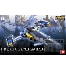 Skygrasper Launcher/Sword Pack RG Bandai
