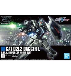 Slaughter Dagger HG Bandai