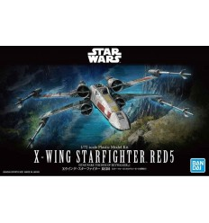 X-Wing Starfighter Red Squadron Special Set 1/72 Bandai