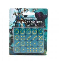 Thousand Sons Dice Set citadel