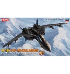 "VF-19A ""SVF-569 Lightnings"" High Maneuver Missile 1/72Hasegawa"