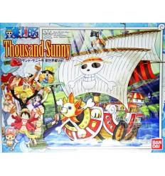 Thousand Sunny New World Ver One Piece Bandai
