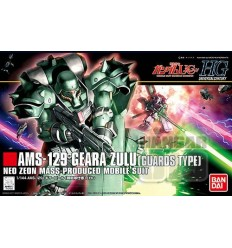 Geara Zulu (Guards Type) HG Bandai