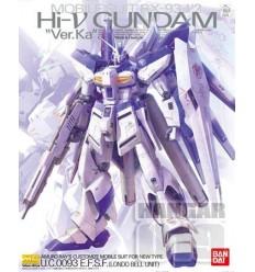 Hi Nu Gundam Ver Ka MG Bandai