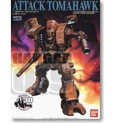Attack Tomahawk 1/100 Bandai
