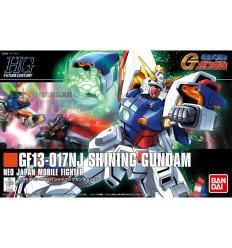 Shining Gundam HG BANDAI