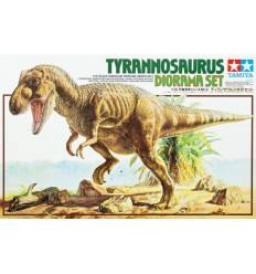 TiranosaurioDiorama Set 1/35 Tamiya