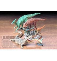 Criaturas Mesozoicas Set 1/35 Tamiya