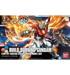 Build Burning HG Bandai